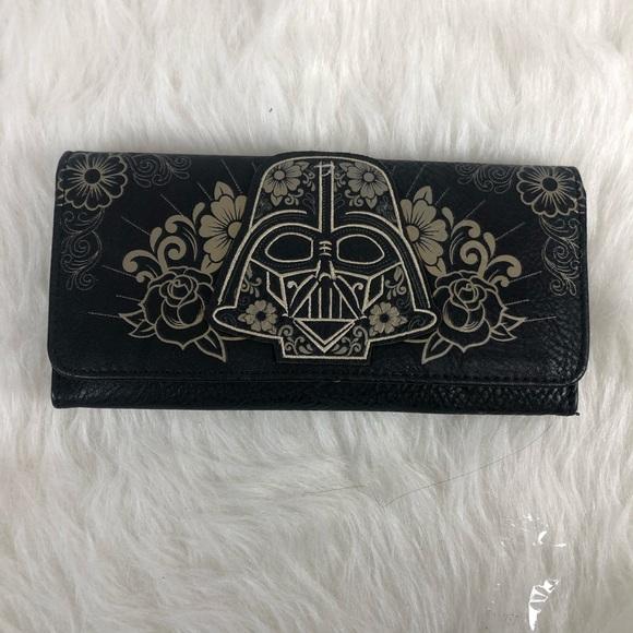 Loungefly Handbags - Loungefly Star Wars wallet